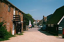 Sailloft and Chichester Conservancy Offices