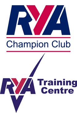 Dell Quay Sailing Club is an RYA Champion Club and an RYA Traingin Center